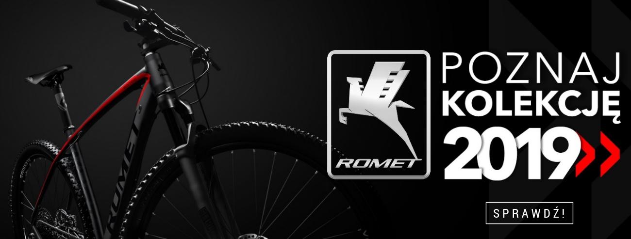 Kolekcja rowerów Romet 2019