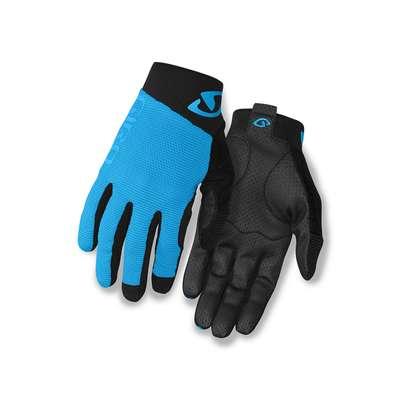 19d91080af1e71 Rękawiczki męskie GIRO RIVET II długi palec blue jewel black roz. S