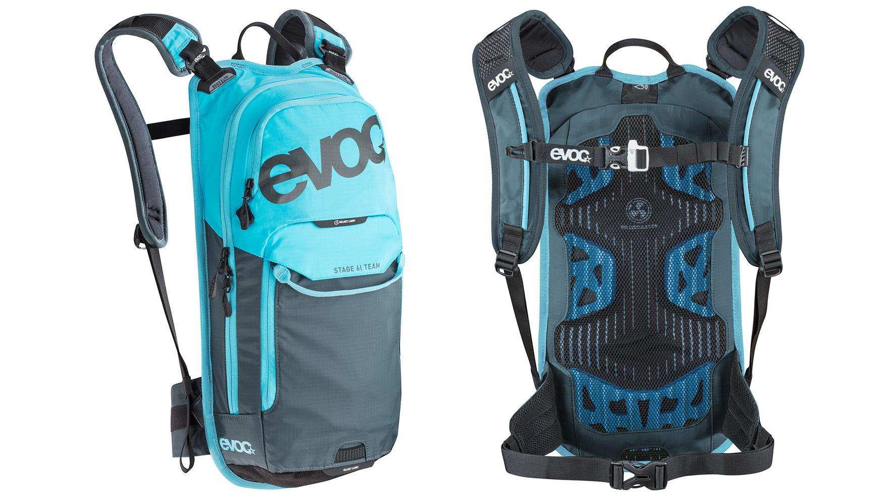 7eed0fbbc13d2 EVOC plecak Stage Team 6l - Sklep rowerowy GoRide